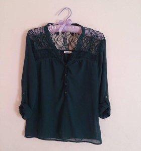 Блуза размер s-m