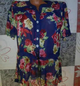 Блузка размер 48-50 новая