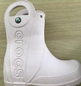 Резиновые сапоги Crocs C8