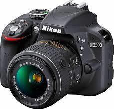 Фотоопарат Nikon D3300