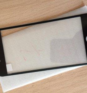 Стекла 3D чёрные iPhone