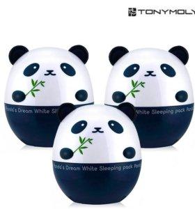 Крем маска для лица Tony Moly Panda'a Dream White