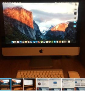 Apple iMac 21.5 Mid2011 (1311) MC309LL/A