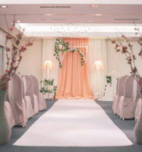 Распродажа свадебного декора