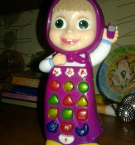 игрушка телефончик''Маша''