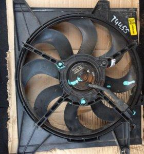 Вентилятор радиатора Kia Cerato LD