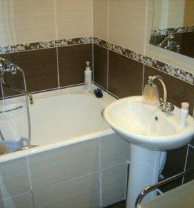 Реставрация эмали ванн