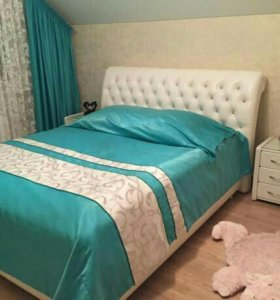Шикарная кровать(производство)