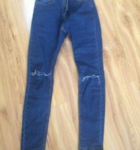Модный джинсы