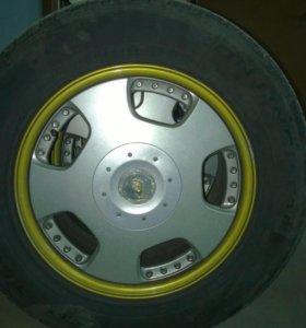Диски с шинами (Lexus)