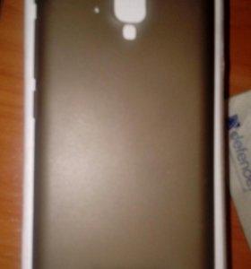 Силиконовый чехол на Lenovo A536