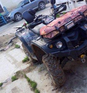 Квадроцикл Hisun ATV-500 H