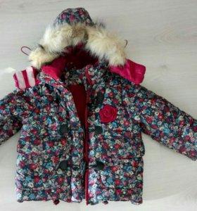 Зимний костюм 92-104