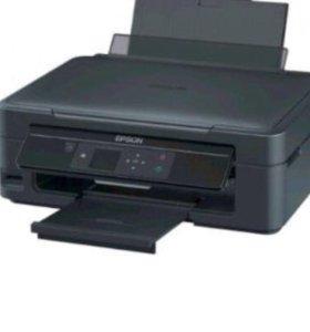 Принтер,сканер и фото Epson SX 230