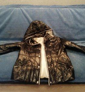 Курточка женская молодёжная размер 50-52
