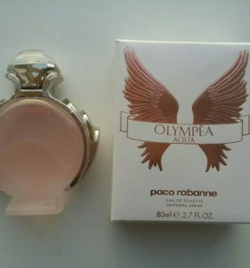 Paco Rabanne Olympea Aqua 80 мл