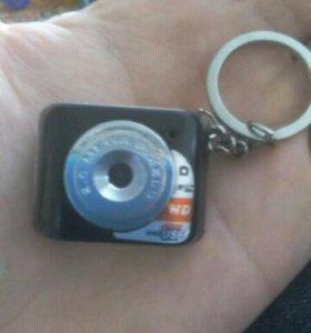 Камера брелок