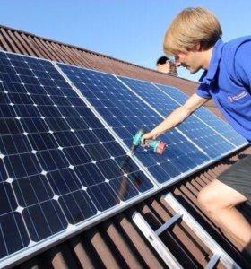 Солнечная батарея в наличии в Красноярске