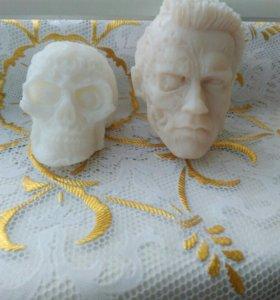 3D мыло ручной работы