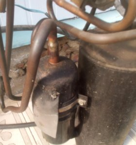 Двигатель компрессор на кондиционер