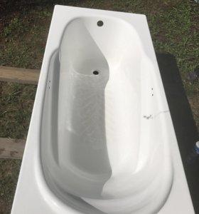 Ванна чугунная 170/75