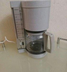 Кофеварка с фильтром