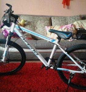 Велосипед скоростной 21