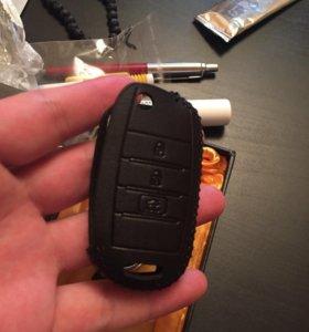 Чехол на ключи Авто Kia