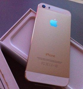 iPhone 5s,16gb,как новый