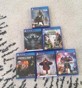 Крутые игры на PlayStation4