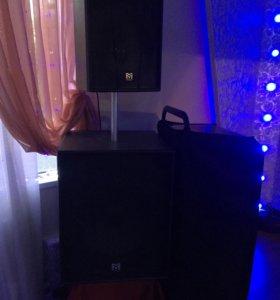 Комплект Музыкальная аппаратура Martin Audio 5 кил