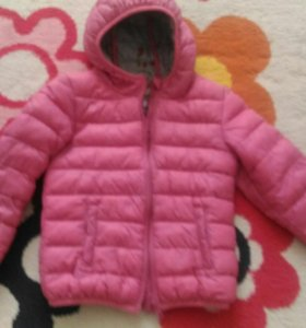 Куртка для девочки р 98 см 2-3 года Next.