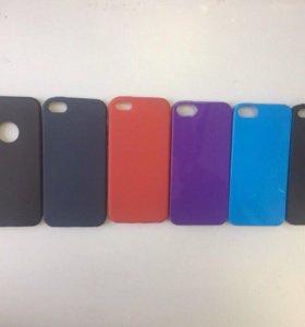 Чехлы на iPhone 5,5s, 5se