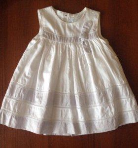Платье сарафан Майорал Newborn 80см