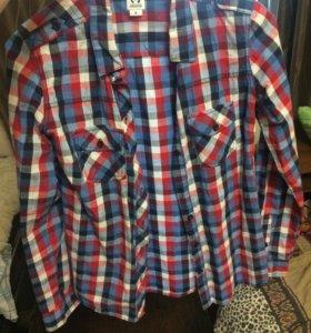 Новая рубашка из cropp