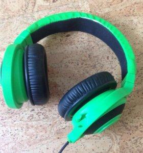Наушники Razer Kraken PRO (сломан микрофон)