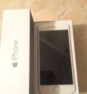iPhone 6/16 silver