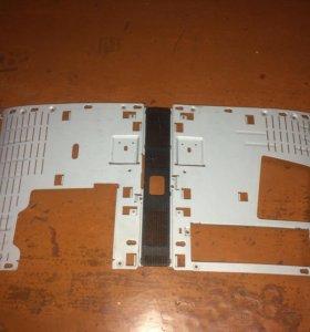 Lenovo B520 задняя металическая часть Леново б520