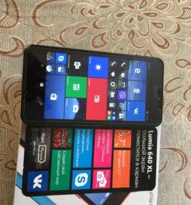 "Продам Microsoft lumia 640xl 5,7"""