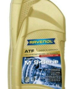 Ravenol Automatic-Getriebeol M 9-Serie, 1л