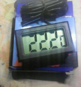 Термометр -50+110 градусов.