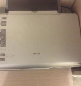 Мфу принтер сканер эпсон 4900