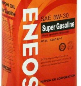 Еneos Super Gasoline, 5w-30, SL, 4л