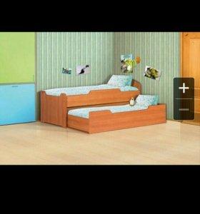 Кровать выдвижная от производителя