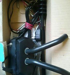 Автомобильная РадиоТелевизионная антенна с усилком