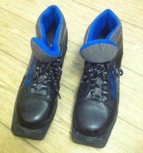 Ботинки лыжные р-р 42