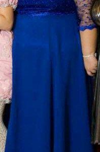 Вечернее платье большого размера 64-66