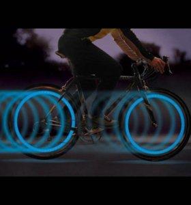 Светодиоды на колёса