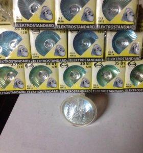 Лампочки галогенные для G5.3 12 в 35 ват