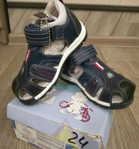 Новые детские сандалии FLAMINGO 24 размер